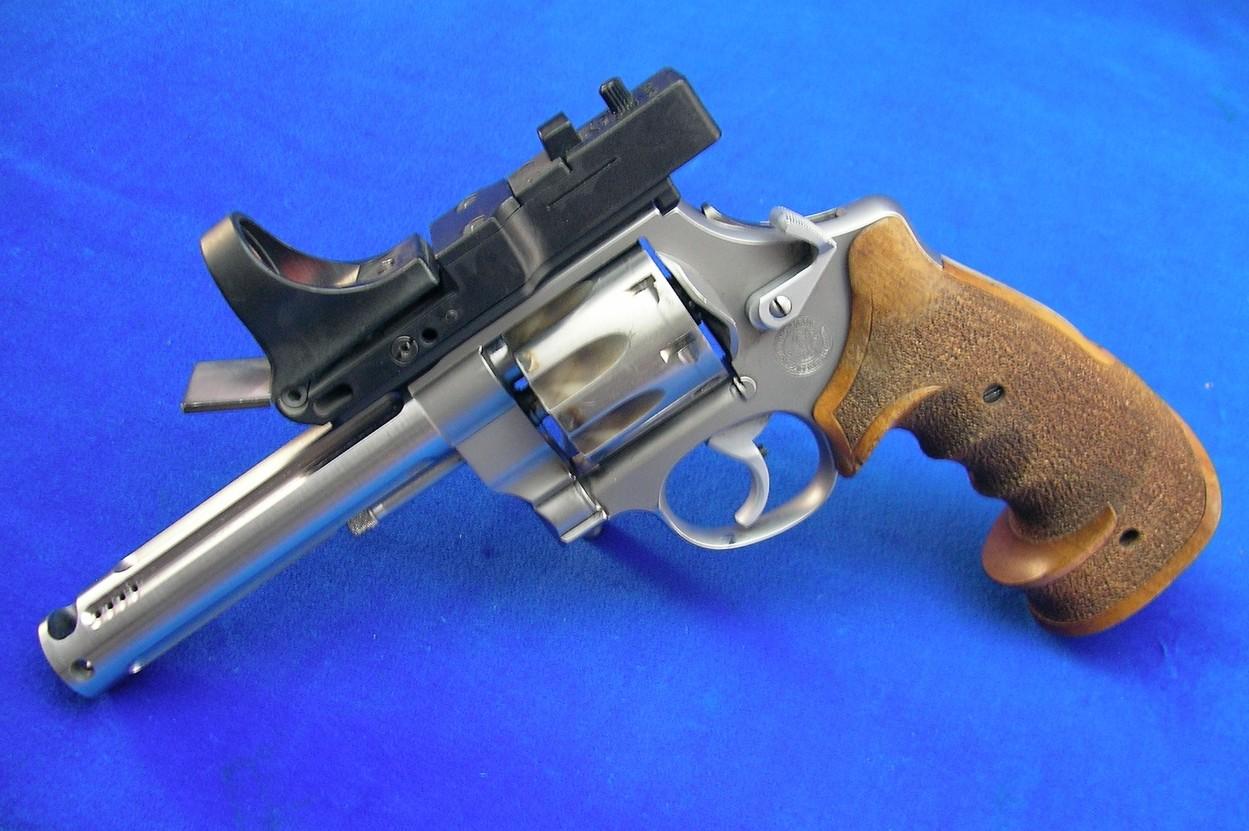 S&W 627 Custom by Karl Hamann