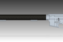 DAR IPSC DAR-15 CAD Preview 3