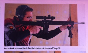 German Nationals IPSC Rifle - Picture of Caliber Magazine article
