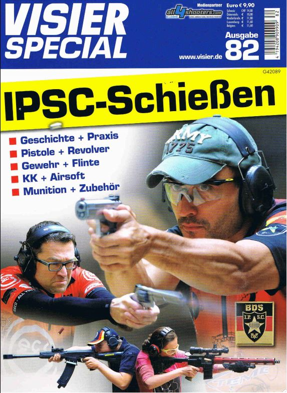 Visier Special IPSC 82-2016 Cover